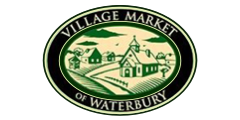 A theme logo of Village Market Waterbury